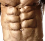 Muscular Abs Image